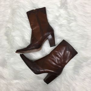 Antonio Melani Glove Fit Boots Size 7.5M